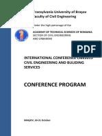15 Conference Program