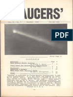 SAUCERS - Vol. 2, No. 4 - December 1954