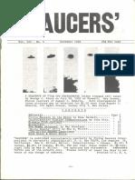 SAUCERS - Vol. 3, No. 4 - December 1955