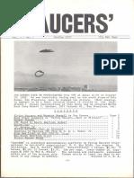 SAUCERS - Vol. 5, No. 1 - Spring 1957