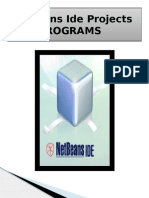 NetBeans Ide Projects