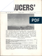 SAUCERS - Vol. 5, No. 3 - Autumn 1957
