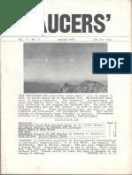 SAUCERS - Vol. 5, No. 3 - Autumn 1957