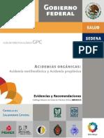 Acidemias orgánicas; Acidemia metilmalónica y acidemia propiónica.pdf