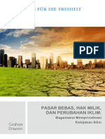Pasar Bebas, Hak Milik dan Perubahan Iklim