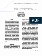 An Empirical Study of Computational Introspection
