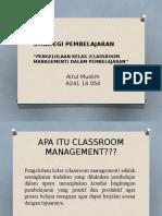 Pengelolaan Kelas (Airul Muslim)