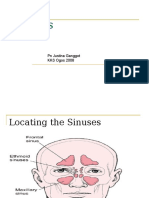 NMNE 3112 - Sinusitis