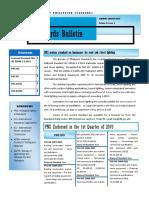 Standards Bulletin 1st Quarter 2015