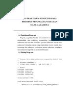 Uas Praktikum Struktur Data
