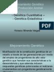 Mejoramiento Genetico en Produccion Animal