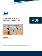 Ics Catalogue Combiner Brackets