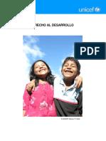 Derecho al desarrollo UNICEF.pdf
