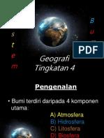 Struktur Bumi - Geografi Tingkatan 4