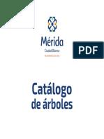 Catálogo de Árboles