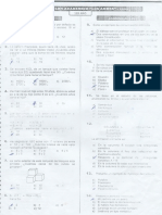 III Pentatlon de matemáticas