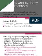 Antigen Dan Antibodi