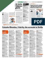 La Gazzetta dello Sport 09-10-2016 - Calcio Lega Pro - Pag.1