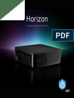 Upc Instrukcja Skrocona Dla Dekodera Horizon