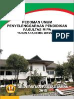 2 Penyelenggaraan Pendidikan FMIPA Unpad