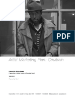 Music Marketing Plan Outline
