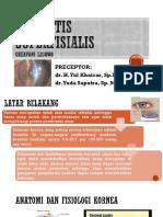 Ppt Referat Keratitis
