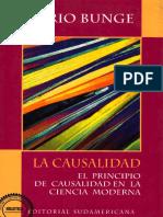 Bunge Mario - La Causalidad.pdf