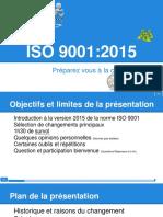 Resumé Iso 9001- V2015