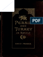 Persia Turkey in Re 00 Fras Rich