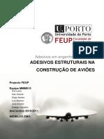 Adesivos Estruturais Na Aviação