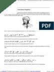 Syair Doa Abu Nawas – Al I'Tiraf (Sebuah Pengakuan) _ Kumpulan Biografi Ulama