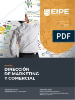Master en Comercio y Marketing