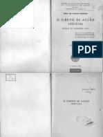 Castro Mendes - O Direito de Acção Judicial