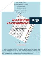 Proyecto Ludico Pedagogico - Singular