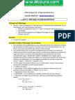 Programmation Java Cours 4 Heritage Et Polymorphisme