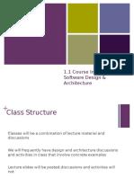 L1.1 Course Introduction