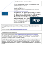 Validation of UV Spectrophotometric.pdf