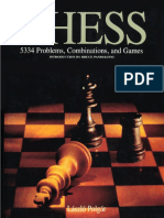 5334 Problems, Combinations and Games - Laszlo Polgar