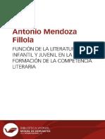 Mendoza Funcion de LIJ