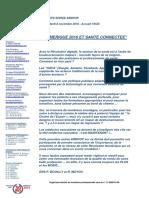 Numerique 2016 Et Sante Connectee