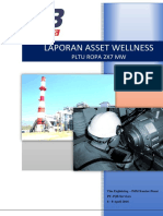 Laporan Asset Wellness Pltu Ropa April 2016 (1)