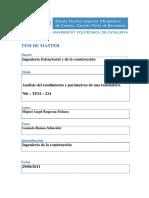 TESIS. Análisis del rendimiento y parámetros de una tunelad~1
