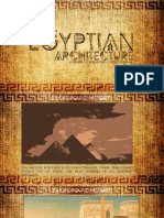 Egyptian Architecture Report