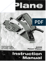 Performance Power 500w Planer.pdf