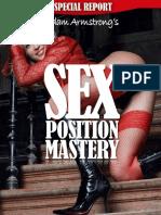 Sex Position MasterySex position