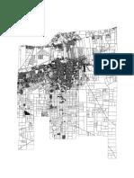 Mapa Ciudad de La Plata