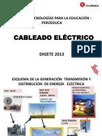 Cableado Electrico Para Un Ie - Monofasica Peru.