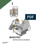 532- Maestro 320 à 330 Série B