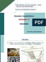 Desenho Arquitetonico - Escadas_Sinval Xavier