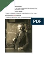 8 Legi Ale Lui Einstein Despre Viata